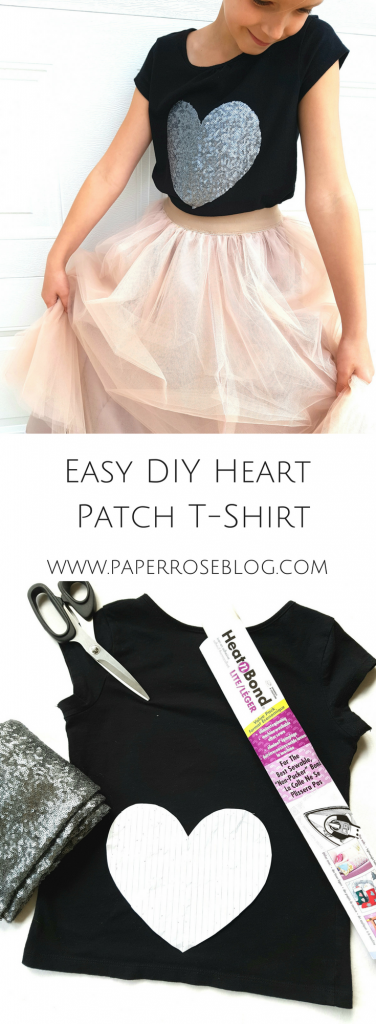 girl-heart-black-tshirt-pink-skirt-supplies