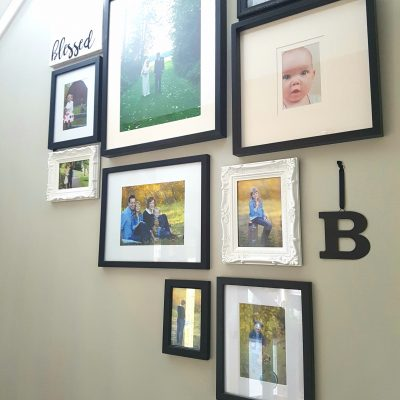 How To Create a Gallery Wall 101