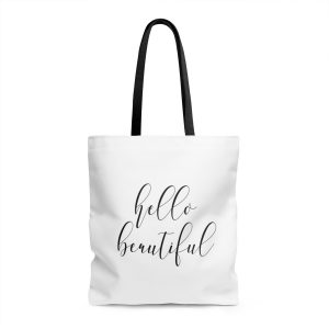hello-beautiful-tote-bag