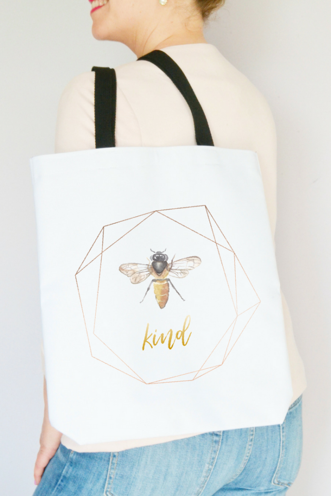 bee-kind-tote