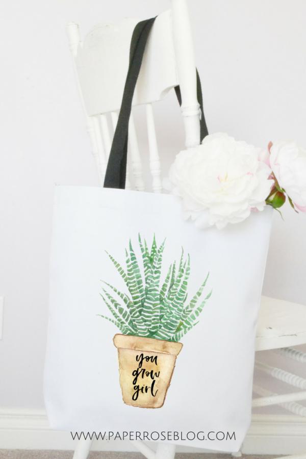 succulent-in-pot-tote-bag