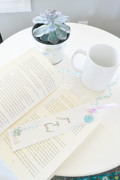 6 Free Printable Bookmarks