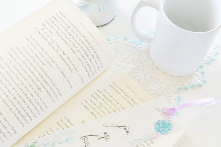 6 Free Printable Bookmarks