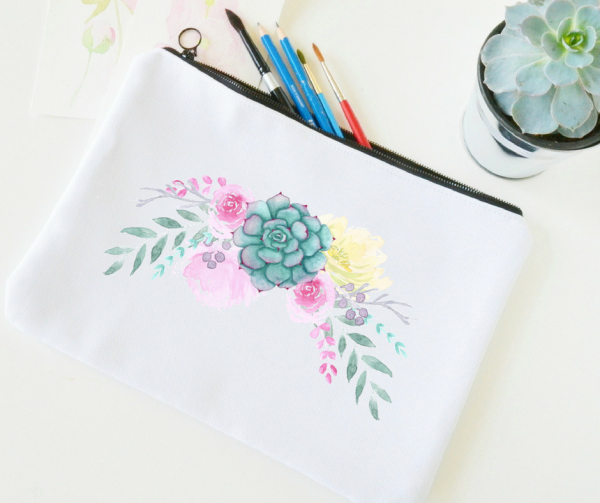 floral-succulent-pencil-case-flatlay