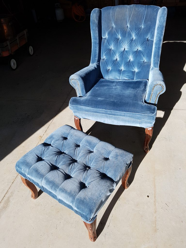 blue-velvet-wingback-chair-footstool