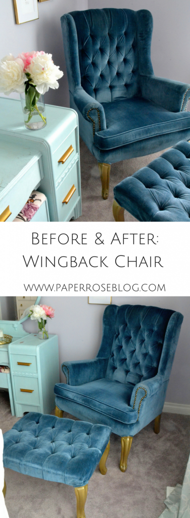 blue-tufted-gold-leg-wingback-chair