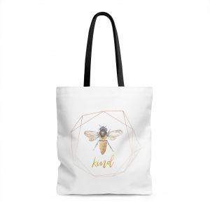 white-tote-bee-image-kind-word