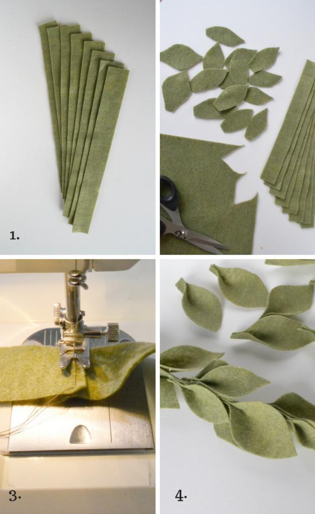 four-steps-diy-leaf-garland