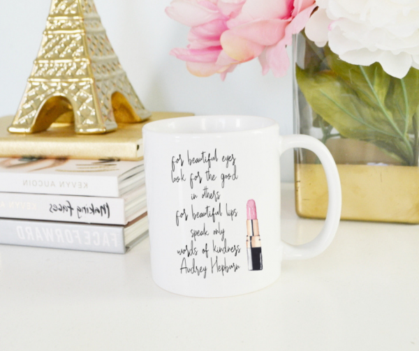 audrey-hepburn-quote-mug