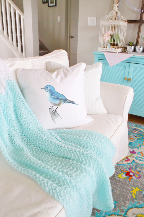 bluebird-pillow-cover