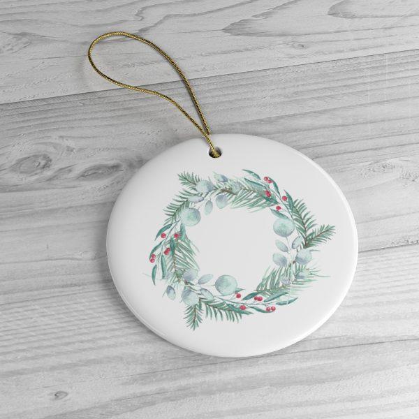 wreath-pillow