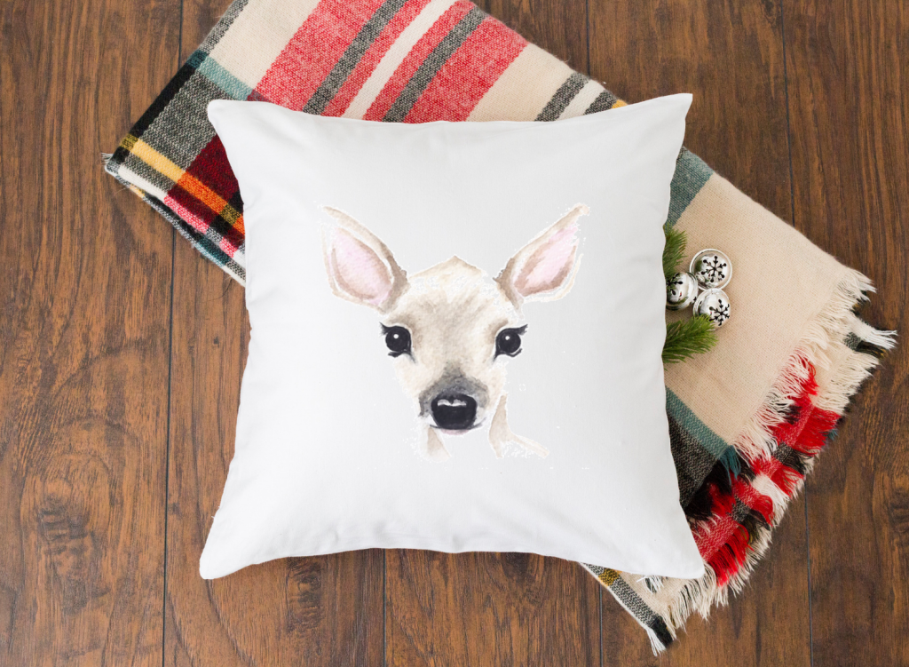 deer-pillow-cover