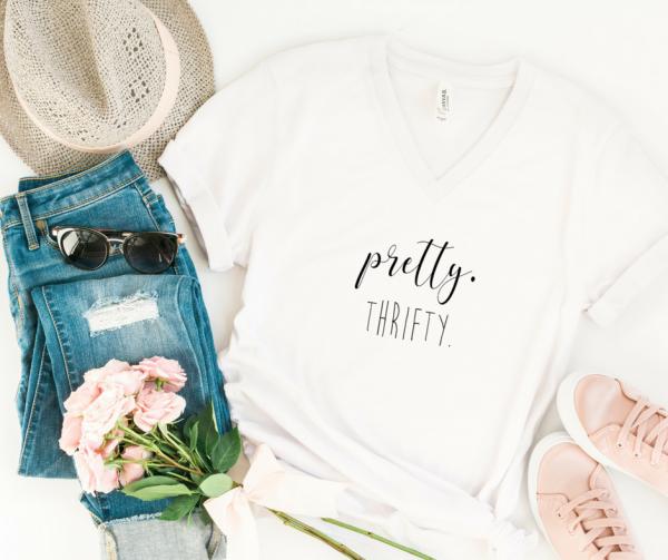 pretty-thrifty-t-shirt