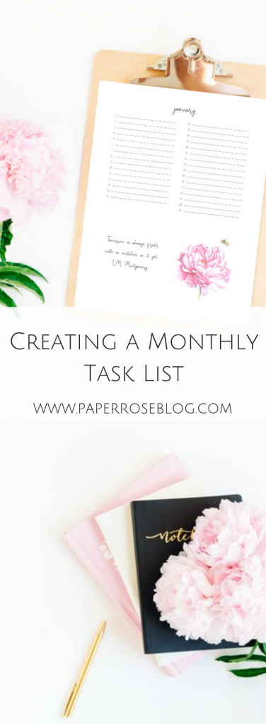 creating-monthly-task-list