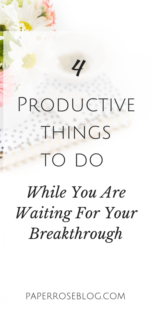4-productive-things-to-do