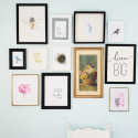 How to Create a Perfectly Curated Gallery Wall