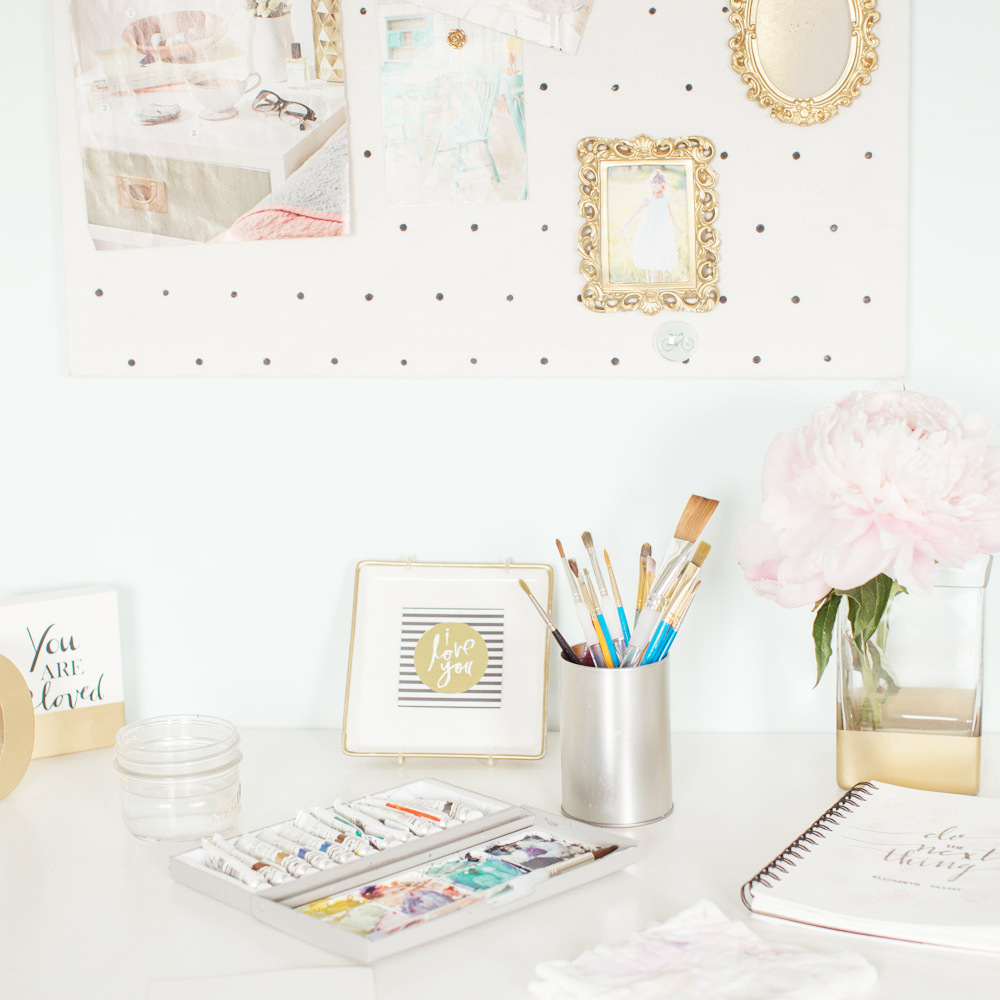 Create a Vision Board for Your Creative Goal