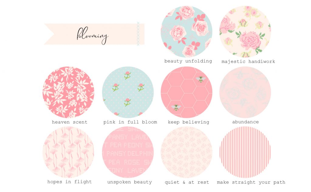 blooming-becoming-pattern-collection