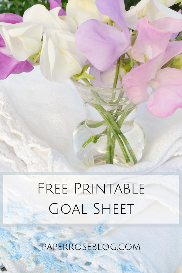 free-printable-goal-sheet