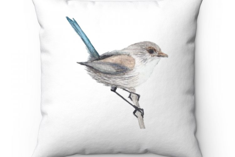 Wren Pillow Cover