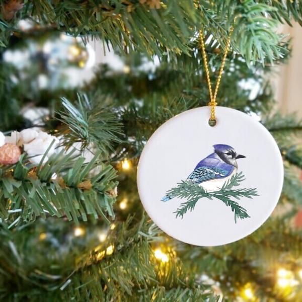 blue-jay-ornament