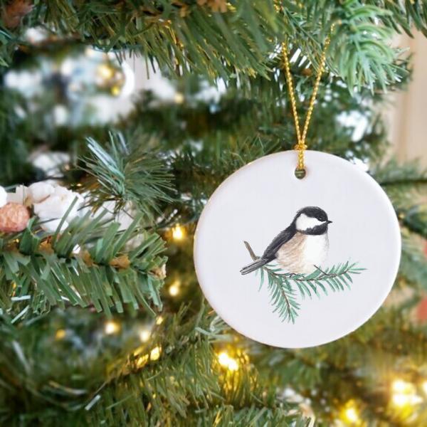 chickadee-tree-ornament