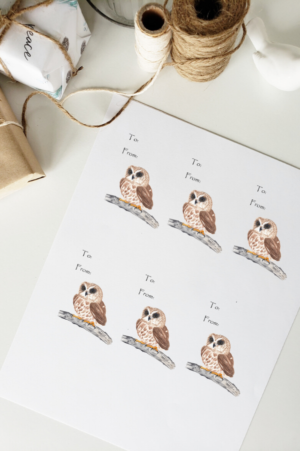 owl-gift-tag