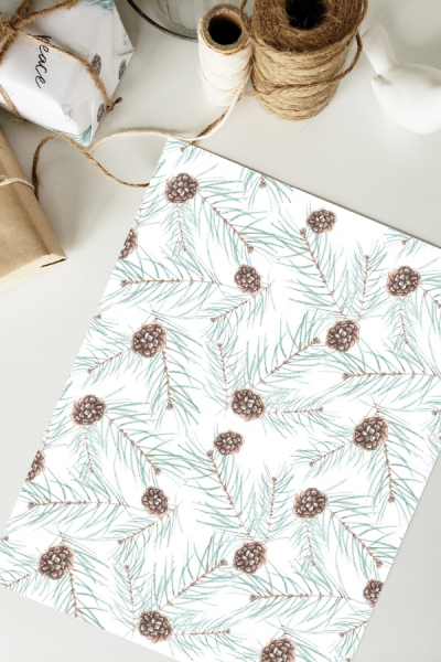 free-holiday-wrapping-paper