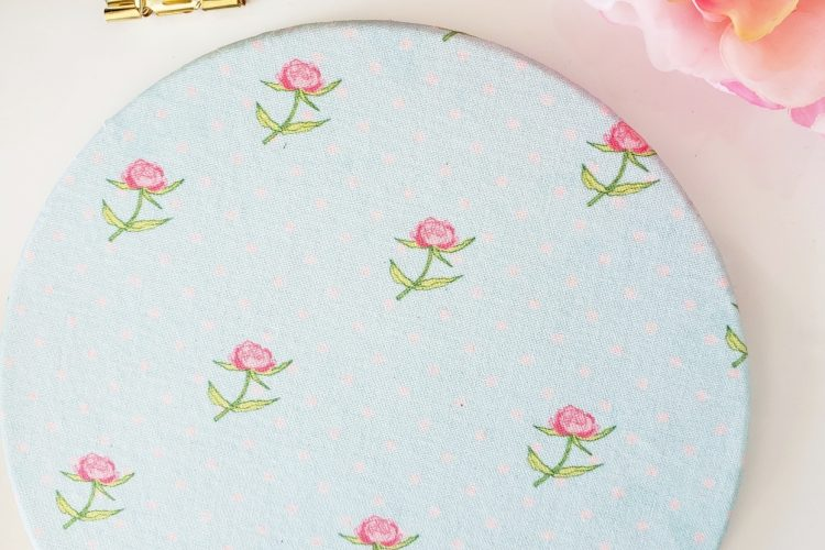 DIY-fabric-mouse-pad