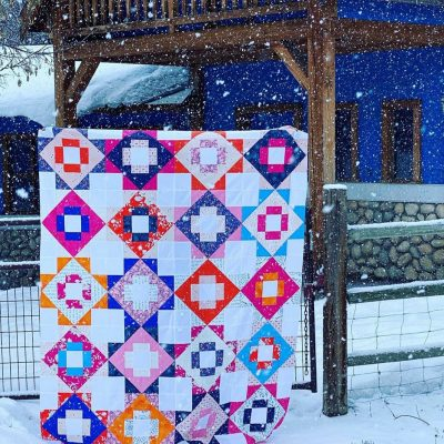 Meet the Maker – Linda Timms of Blue Barn Quilt Co.