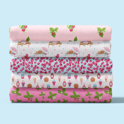 Berry Delightful Pattern Collection