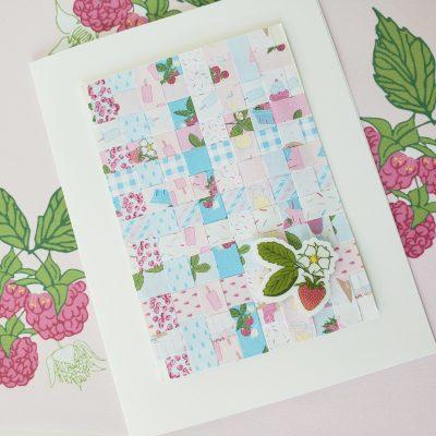 DIY Quilt Card